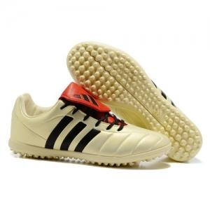 Giày đá banh sân cỏ nhân tạoAdidas Predator Mania TF Champagne Gold Black
