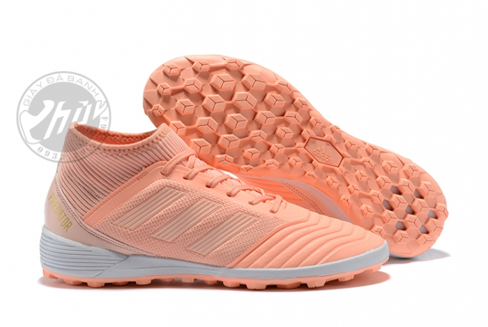 Giày đá bóng Adidas Predator Tango 18.3 Hồng