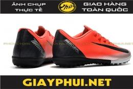 Giày đá bóng Nike Vaporx 12 Đỏ Đen