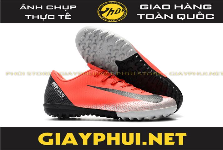 Giày đá banh Nike Vaporx 7 Đỏ Đen