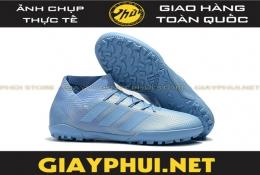 Giày đá banh adidas Nemeziz Tango 183 Xanh Ngọc