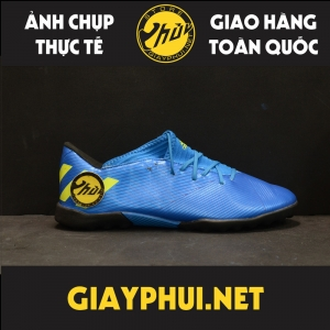 giày đá banh adidas nemeziz 19.3 xanh dương